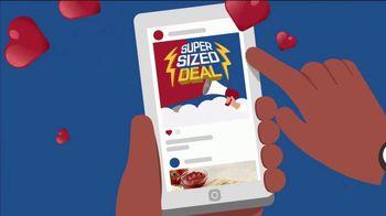 Pizza Boli's TV Spot, 'Super Sized Deal' - Thumbnail 3