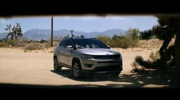 Summer of Jeep TV Spot, 'Compass: Diner' Featuring Jeremy Renner [T2] - 977 commercial airings