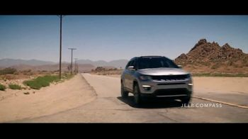 Summer of Jeep TV Spot, 'Compass: Diner' Featuring Jeremy Renner [T2]