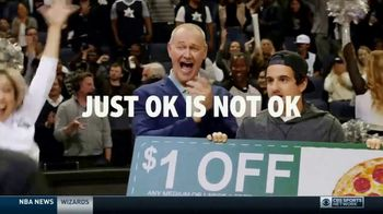 AT&T Wireless TV Spot, 'Just OK: Halftime Prizes' - Thumbnail 7