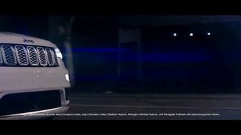 Summer of Jeep TV Spot, 'Grand Party' Featuring Jeremy Renner [T2] - 1728 commercial airings