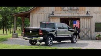 Ram Trucks Summer Clearance Event TV Spot, 'Win Over Fans' Song by Eric Church [T2] - Thumbnail 1
