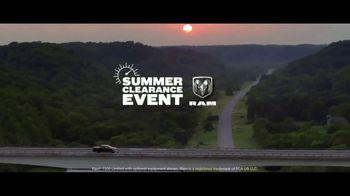 Ram Trucks Summer Clearance Event TV Spot, 'Win Over Fans' Song by Eric Church [T2] - Thumbnail 8
