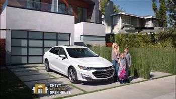 Chevrolet All-Star Open House TV Spot, 'We Switched' [T2]