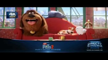 DIRECTV Cinema TV Spot, 'The Secret Life of Pets 2'