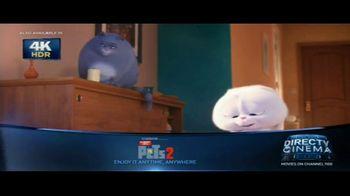 DIRECTV Cinema TV Spot, 'The Secret Life of Pets 2' - Thumbnail 5