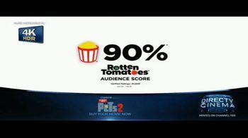 DIRECTV Cinema TV Spot, 'The Secret Life of Pets 2' - Thumbnail 6