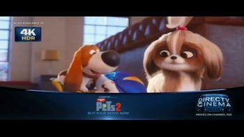 DIRECTV Cinema TV Spot, 'The Secret Life of Pets 2' - Thumbnail 7
