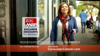 Consumer Cellular TV Spot, 'Anthem: First Month Free: Plans $15+ a Month' - Thumbnail 3