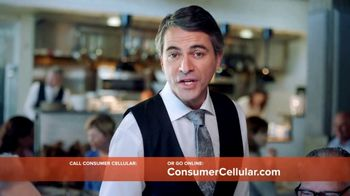 Consumer Cellular TV Spot, 'Anthem: First Month Free: Plans $15+ a Month' - Thumbnail 4