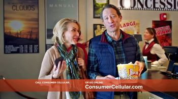 Consumer Cellular TV Spot, 'Anthem: First Month Free: Plans $15+ a Month' - Thumbnail 5