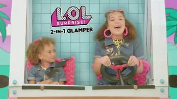 L.O.L. Surprise! 2-in-1 Glamper TV Spot, 'Going Camping' - Thumbnail 1