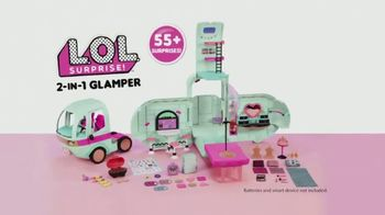 L.O.L. Surprise! 2-in-1 Glamper TV Spot, 'Going Camping' - Thumbnail 10