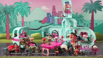 L.O.L. Surprise! 2-in-1 Glamper TV Spot, 'Going Camping' - Thumbnail 3