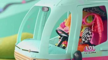 L.O.L. Surprise! 2-in-1 Glamper TV Spot, 'Going Camping' - Thumbnail 4