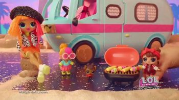 L.O.L. Surprise! 2-in-1 Glamper TV Spot, 'Going Camping' - Thumbnail 5