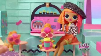 L.O.L. Surprise! 2-in-1 Glamper TV Spot, 'Going Camping' - Thumbnail 7