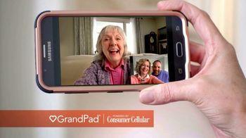 GrandPad TV Spot, 'Staying Close: Album: First Month Free' - Thumbnail 1