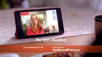 GrandPad TV Spot, 'Staying Close: Album: First Month Free' - Thumbnail 2