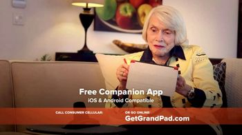 GrandPad TV Spot, 'Staying Close: Album: First Month Free' - Thumbnail 3