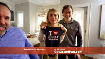 GrandPad TV Spot, 'Staying Close: Album: First Month Free'
