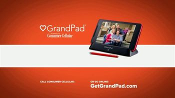 GrandPad TV Spot, 'Staying Close: First Month Free' - Thumbnail 8