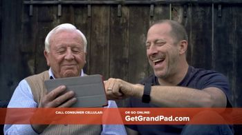 GrandPad TV Spot, 'Staying Close: First Month Free' - Thumbnail 4