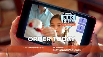GrandPad TV Spot, 'Staying Close: First Month Free' - Thumbnail 6