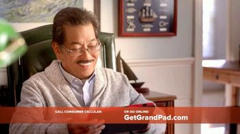 GrandPad TV Spot, 'Staying Close: First Month Free' - Thumbnail 7