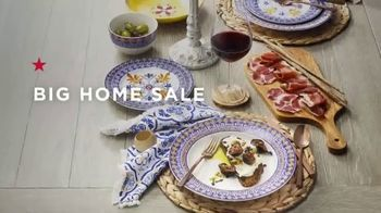 Macy's Big Home Sale TV Spot, 'Comforter Sets, Small Appliances and Radley Sectional' - Thumbnail 2