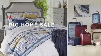 Macy's Big Home Sale TV Spot, 'Comforter Sets, Small Appliances and Radley Sectional'