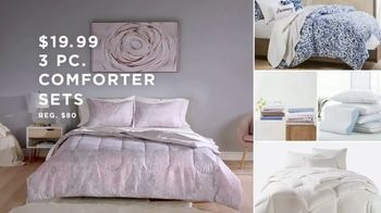Macy's Big Home Sale TV Spot, 'Comforter Sets, Small Appliances and Radley Sectional' - Thumbnail 5