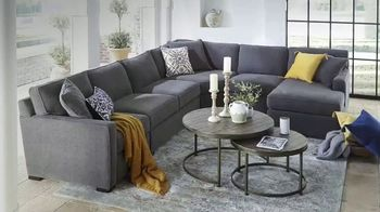 Macy's Big Home Sale TV Spot, 'Comforter Sets, Small Appliances and Radley Sectional' - Thumbnail 7