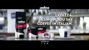 Lavazza TV Spot, 'The Art of Blending Coffee: Keurig'