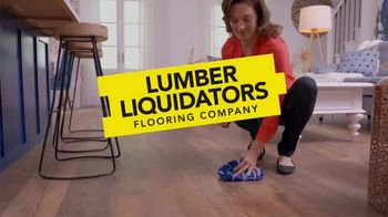 Lumber Liquidators TV Spot, 'Waterproof Deals' - Thumbnail 3