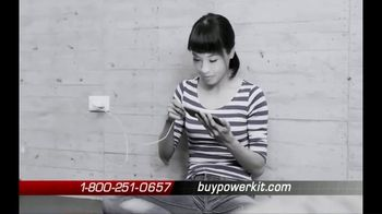 Smartech Power Kit TV Spot, 'Charge Up Anytime, Anywhere' - Thumbnail 10