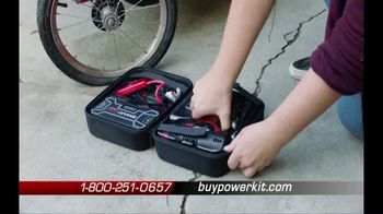 Smartech Power Kit TV Spot, 'Charge Up Anytime, Anywhere' - Thumbnail 5
