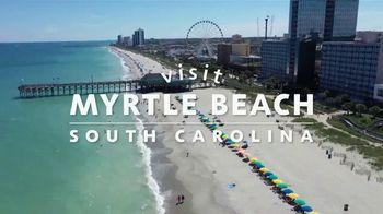 Visit Myrtle Beach TV Spot, 'Stretch Your Summer' Song by Hootie and the Blowfish - Thumbnail 10