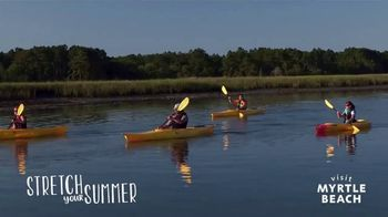 Visit Myrtle Beach TV Spot, 'Stretch Your Summer' Song by Hootie and the Blowfish - Thumbnail 4