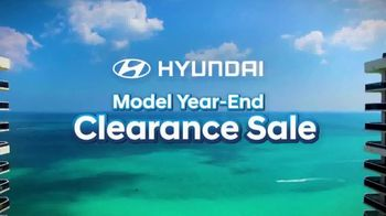 Hyundai Model Year-End Clearance Sale TV Spot, 'All 2019 Models Must Go' [T2]