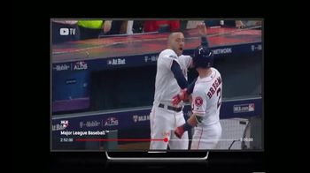 YouTube TV TV Spot, 'MLB Baseball: Watch the Teams You Love' - Thumbnail 10