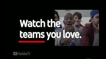 YouTube TV TV Spot, 'MLB Baseball: Watch the Teams You Love'