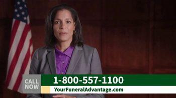 Funeral Consumer Guardian Society Funeral Advantage Program TV Spot, 'Your Funeral Advantage'
