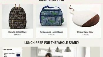 Target TV Spot, 'Food Network: What We're Loving: Back to School' - Thumbnail 8