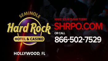 2019 Seminole Hard Rock Poker Open TV Spot, 'Are You Ready?' - Thumbnail 9