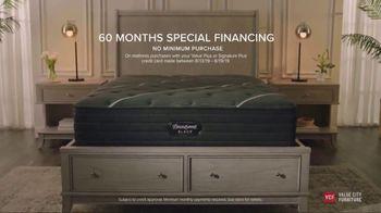 Value City Furniture Labor Day Sale TV Spot, 'Dream Mattress Studio' - Thumbnail 6