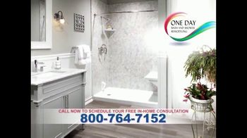 One Day Bath and Shower Remodeling TV Spot, 'Update' - Thumbnail 2