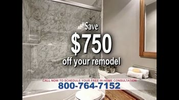 One Day Bath and Shower Remodeling TV Spot, 'Update' - Thumbnail 8
