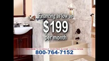 One Day Bath and Shower Remodeling TV Spot, 'Update' - Thumbnail 9