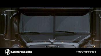 Los Defensores TV Spot, 'Accidente de camión de carga' con Jorge Jarrín, Jaime Jarrín[Spanish] - Thumbnail 2